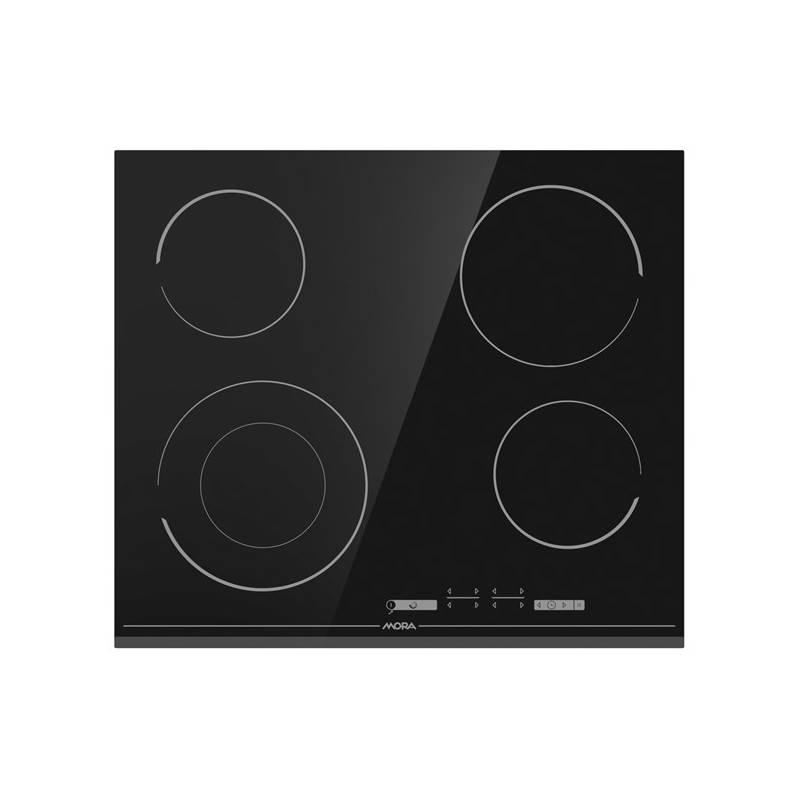 Sklokeramická varná deska Mora Premium VDST 642 FF černá
