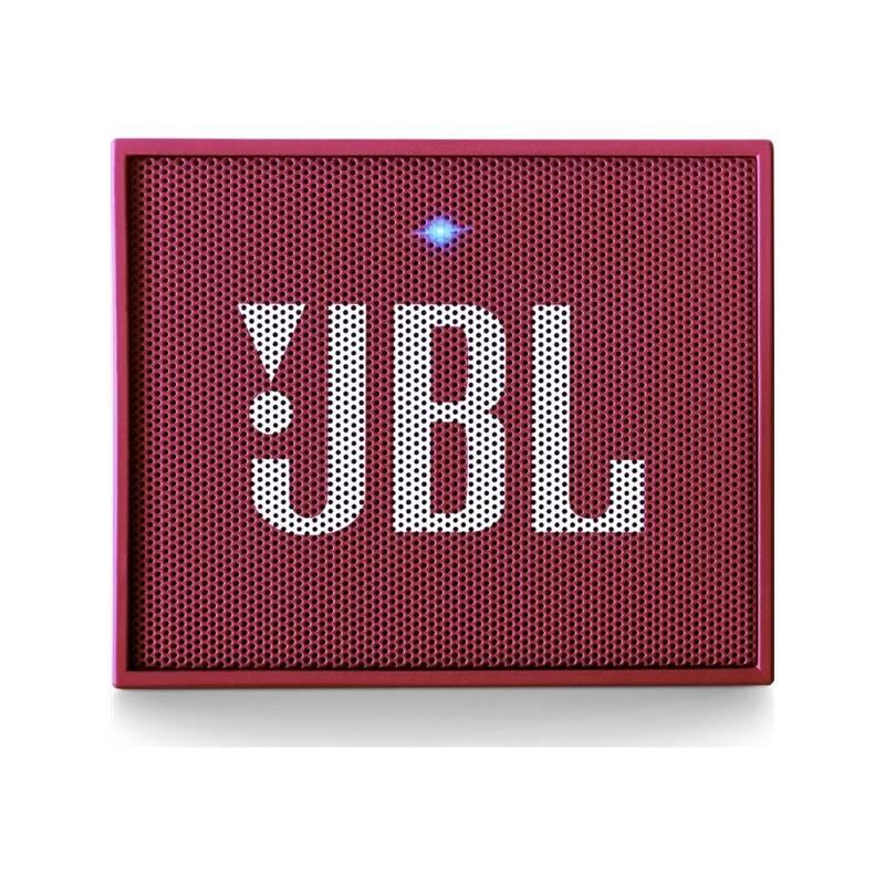 Prenosný reproduktor JBL GO ružový