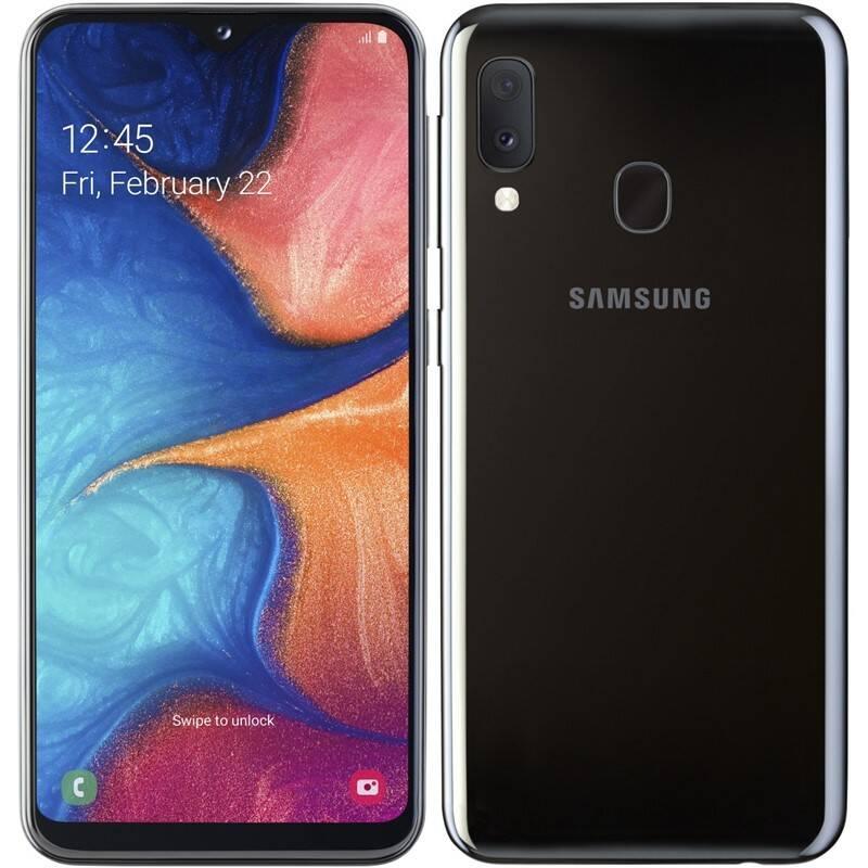 Mobilní telefon Samsung Galaxy A20e Dual SIM (SM-A202FZKDXEZ) černý
