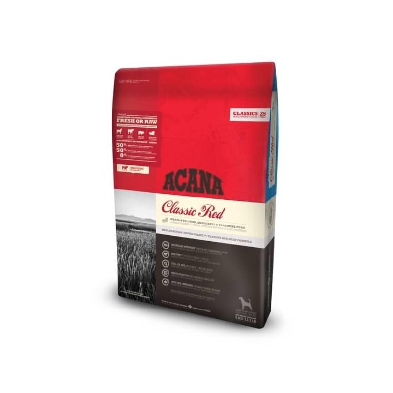 Granule Acana Dog Classic Red 6 kg Antiparazitní obojek Scalibor Protectorband pro psy - 48 cm