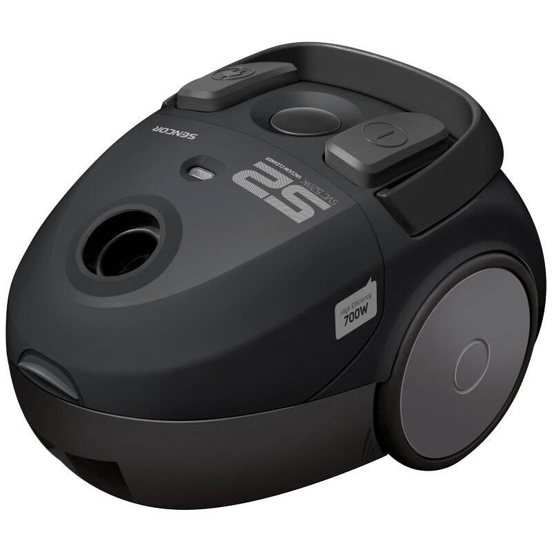 Vysavač podlahový Sencor SVC 52BK-EUE3