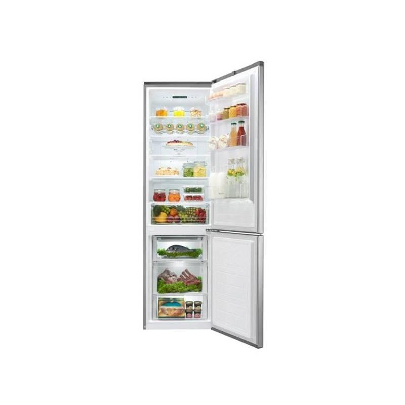 Kombinácia chladničky s mrazničkou LG GBB60PZEFS nerez + Doprava zadarmo