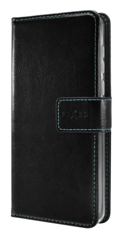 Puzdro na mobil flipové FIXED Opus pro Honor Play (FIXOP-341-BK) čierne