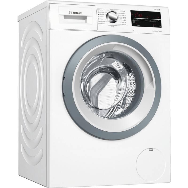 Práčka Bosch Serie   6 WAT28461CS biela + Doprava zadarmo