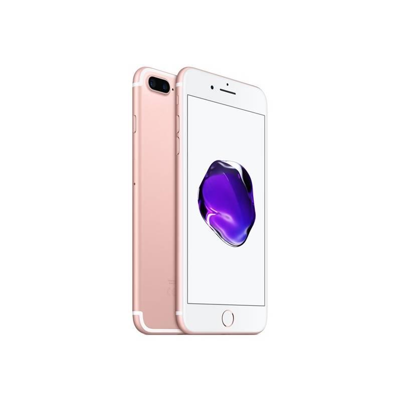 Mobilný telefón Apple iPhone 7 Plus 128 GB - Rose Gold (MN4U2CN/A) Software F-Secure SAFE 6 měsíců pro 3 zařízení (zdarma) + Doprava zadarmo