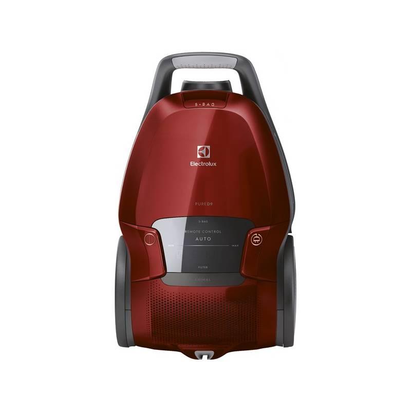 Podlahový vysávač Electrolux PURED9 PD91-ANIMA červený + Doprava zadarmo
