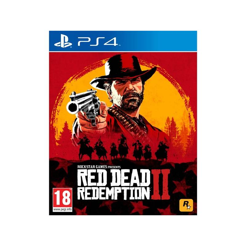 Hra RockStar PlayStation 4 Red Dead Redemption 2