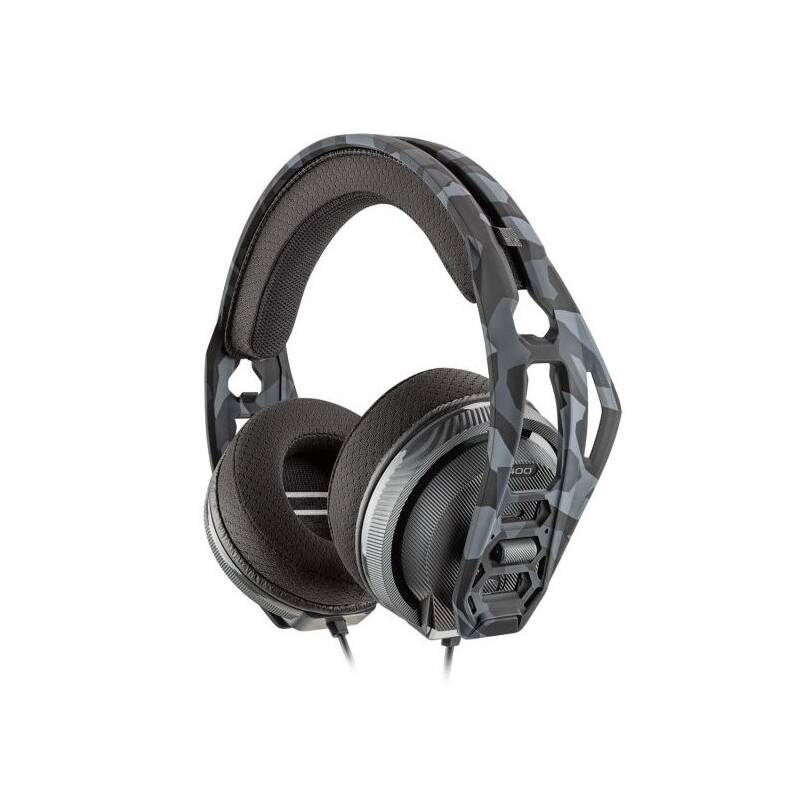 Headset Nacon RIG 400HX pro Xbox One,Xbox Series X - Urban Camo (400HXCAMO)