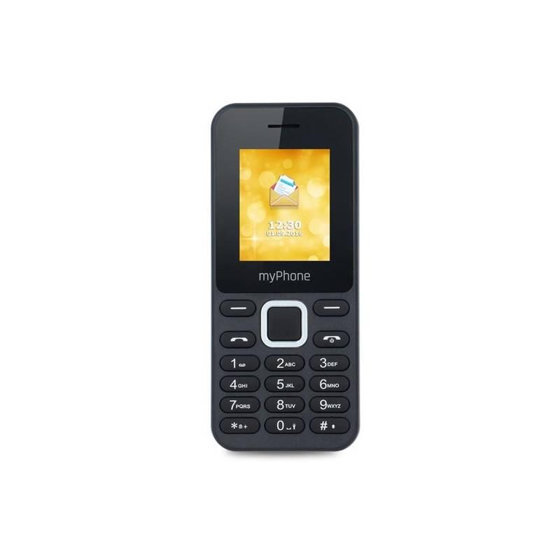 Mobilný telefón myPhone 3310 DUAL SIM (TELMY3310BK) čierny