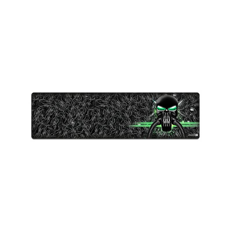 Podložka pod myš Connect IT Battle RNBW velká, 88 x 24 cm (CMP-1110-LG) čierna
