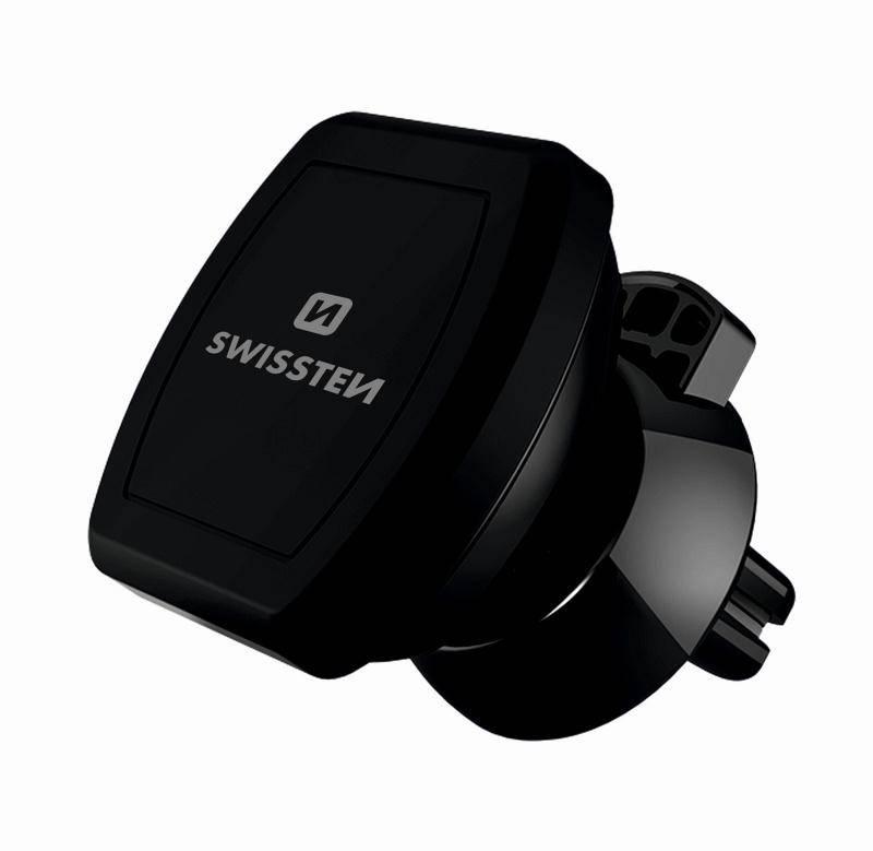 Držák na mobil Swissten M3, magnetický,do ventilace