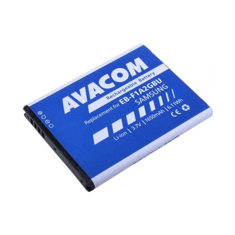 Batéria Avacom pro Samsung Galaxy S2, Li-Ion 1650mAh (náhrada EB-F1A2GBU) (GSSA-I9100-S1650A)