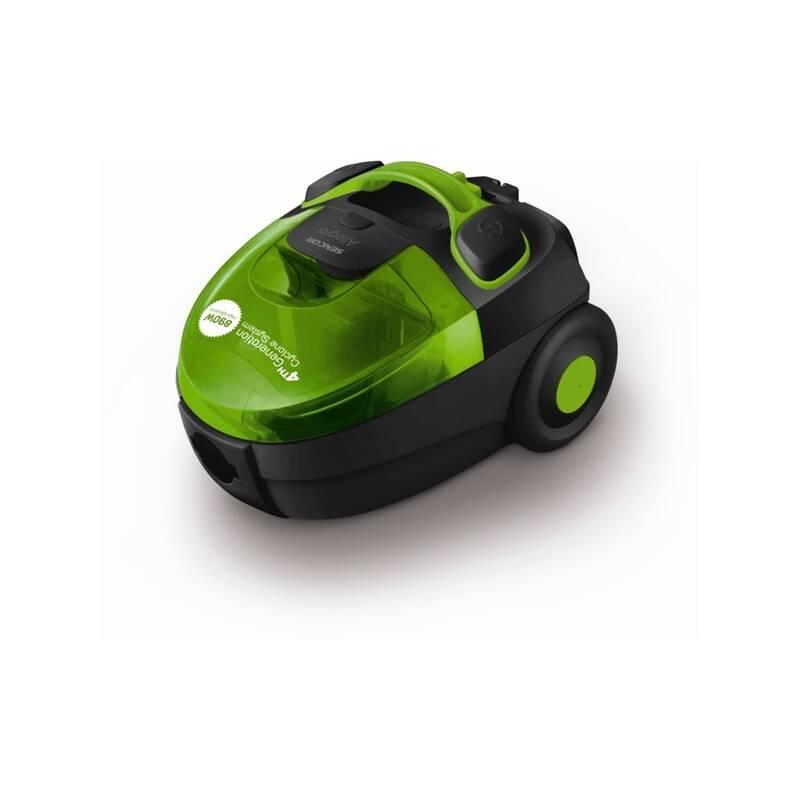 Vysávač podlahový Sencor SVC 510GR-EUE2 zelený