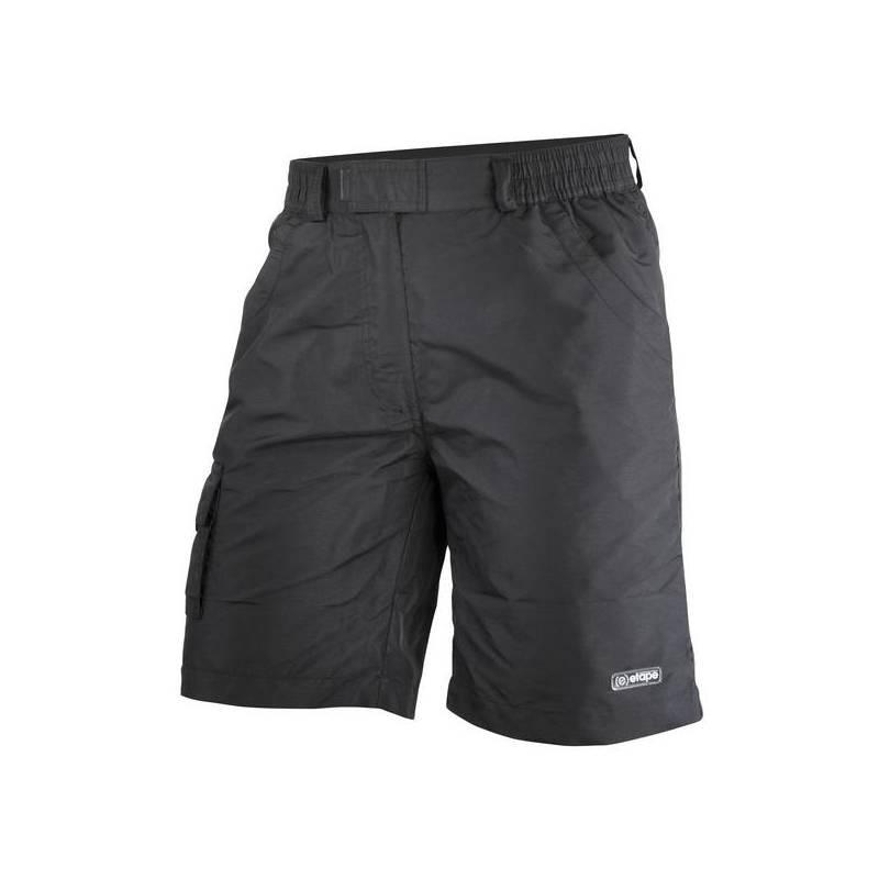 7ce94a33e12ef Dámské cyklistické kalhoty Etape CAT, vel. XXL - černá | HEJ.sk