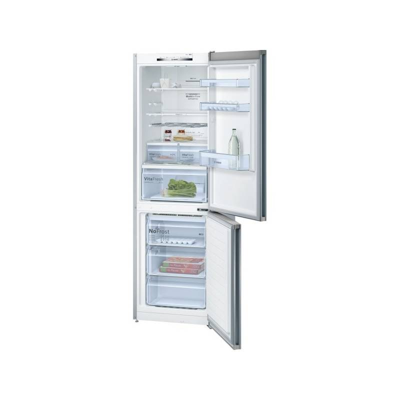 Kombinácia chladničky s mrazničkou Bosch KGN36VL35 Inoxlook + Doprava zadarmo