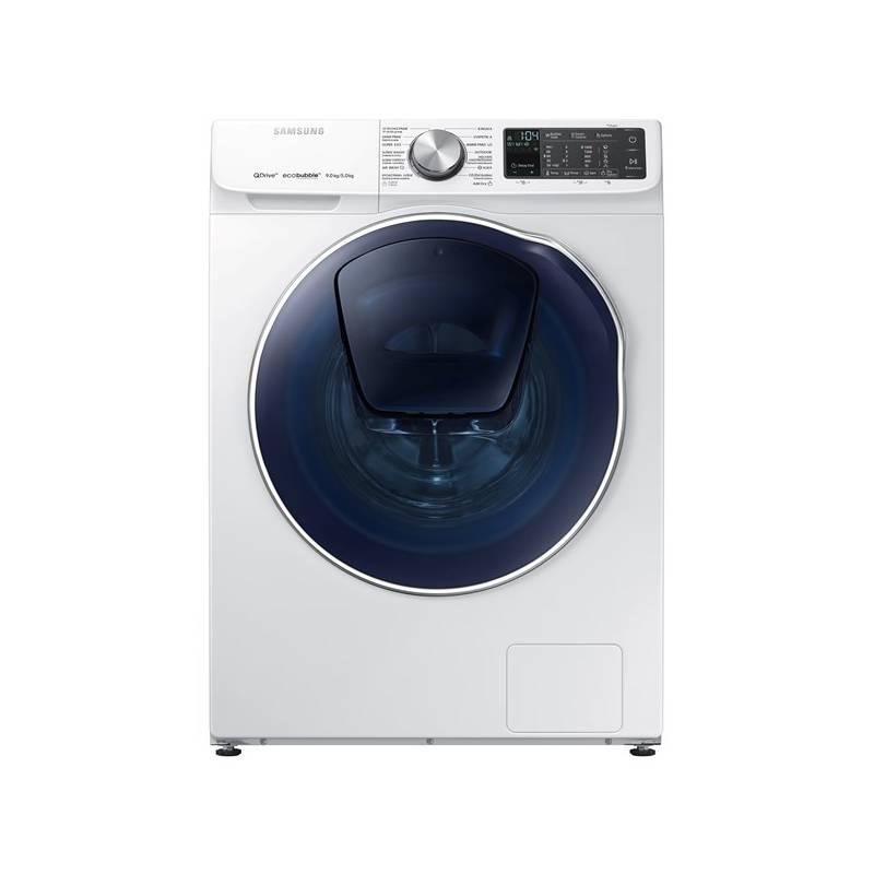 Automatická práčka so sušičkou Samsung Quick Drive™ WD90N642OOM/ZE biela Čistič oken ETA Aquarelo 0262 90000 (zdarma) + Doprava zadarmo