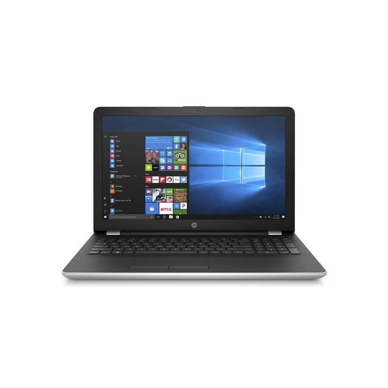 Notebook HP 15-bw005nc (1TU70EA#BCM) strieborný + Doprava zadarmo