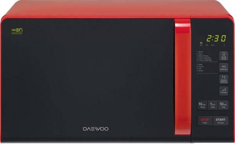 Mikrovlnná rúra DAEWOO KOR 6S3BR (430216)