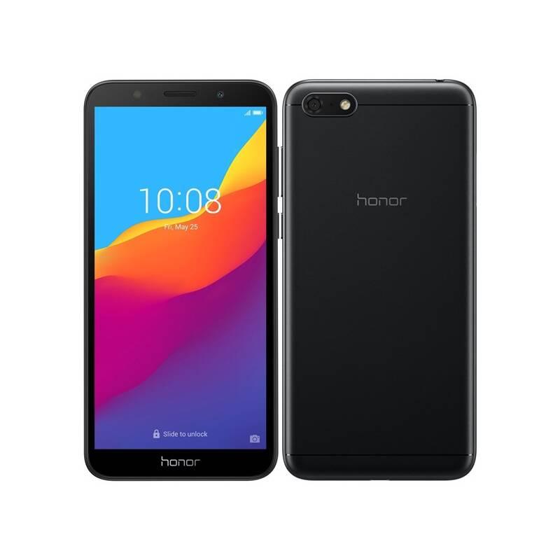 Mobilný telefón Honor 7S Dual SIM (51092QPE) čierny Software F-Secure SAFE, 3 zařízení / 6 měsíců (zdarma)