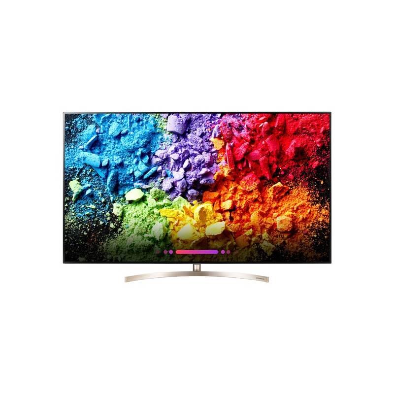 Televízor LG 55SK9500PLA medená + Doprava zadarmo