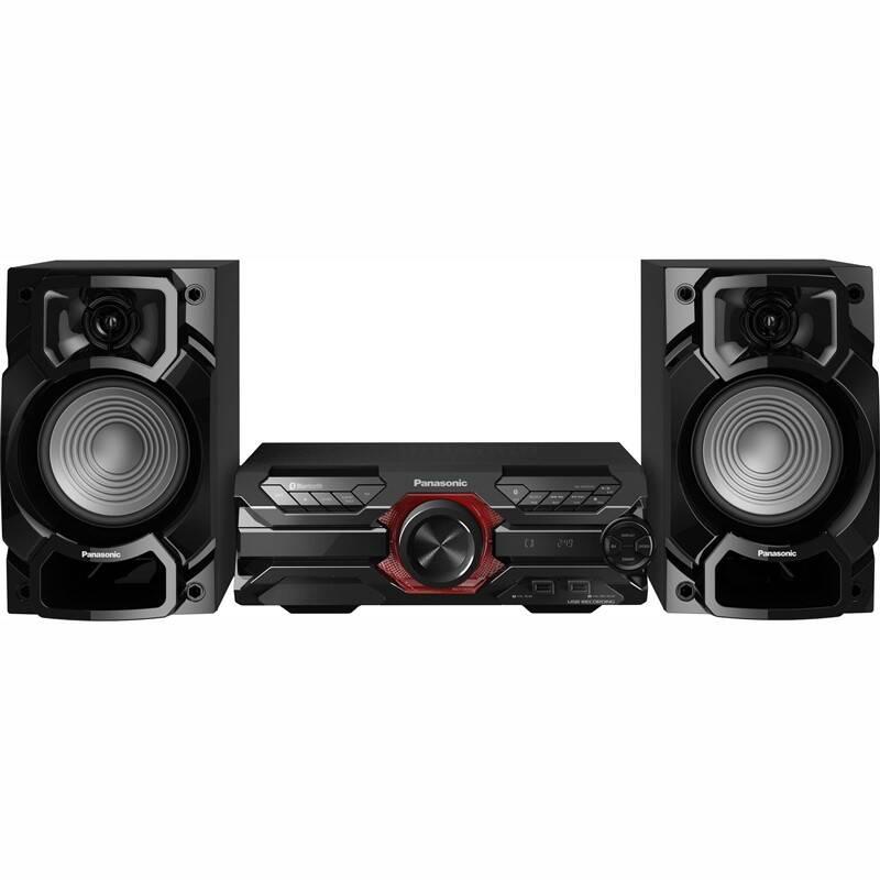 Minisystem Panasonic SC-AKX320E-K čierny + Doprava zadarmo