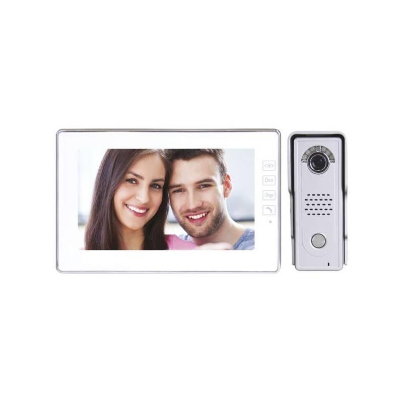 Dverný videotelefón EMOS H1019 (3010000114) + Doprava zadarmo