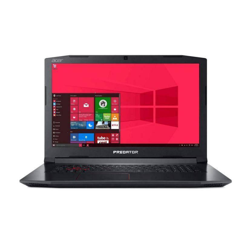 Notebook Acer Predator Helios 300 (G3-572-71LZ) (NH.Q2BEC.002) čierny Software F-Secure SAFE, 3 zařízení / 6 měsíců (zdarma) + Doprava zadarmo