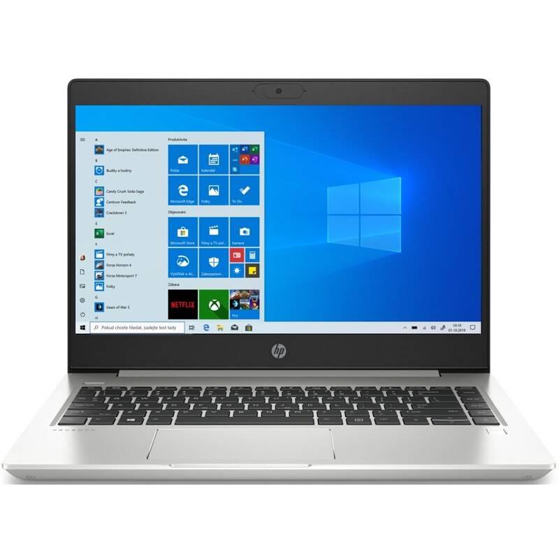Notebook HP ProBook 445 G7 (12X16EA#BCM) strieborný + Doprava zadarmo