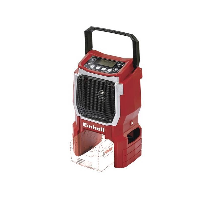 Stavebné rádio Einhell TE-CR 18 Li Expert Plus (bez baterie)