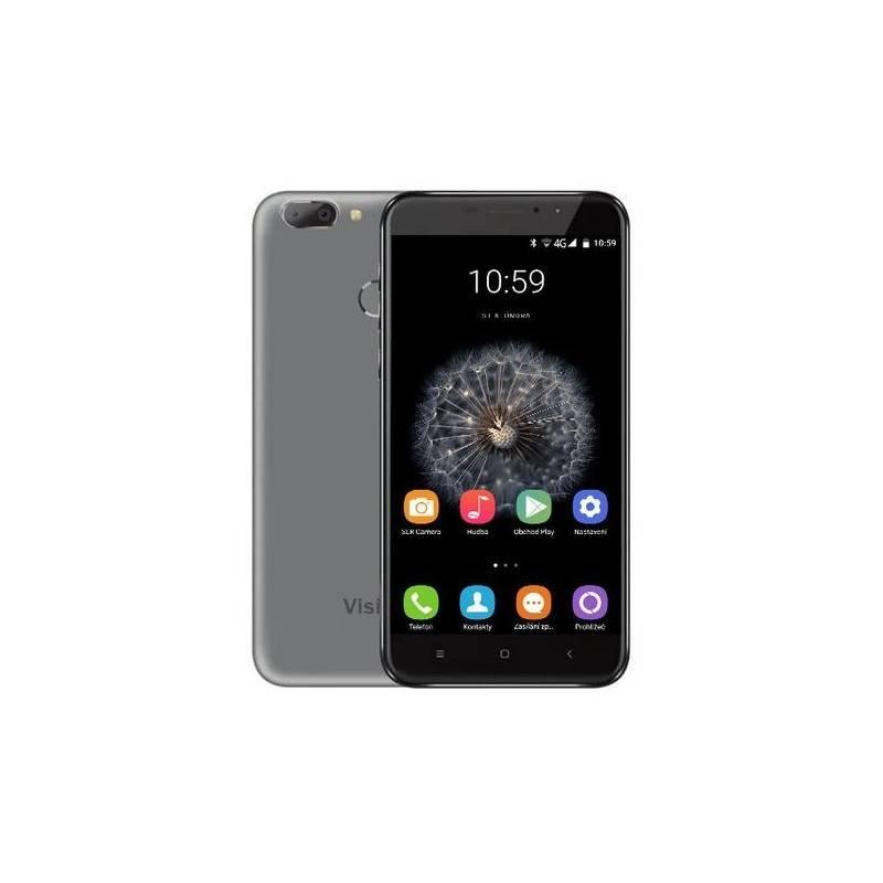 Mobilný telefón Umax VisionBook P55 LTE Pro (UMM200P56) sivý Software F-Secure SAFE, 3 zařízení / 6 měsíců (zdarma)