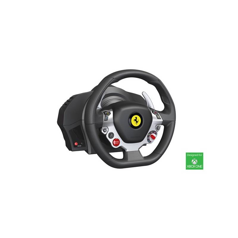 Volant Thrustmaster TX Ferrari 458 Italia pro Xbox One, One X, One S, PC + pedály (4460104) čierny