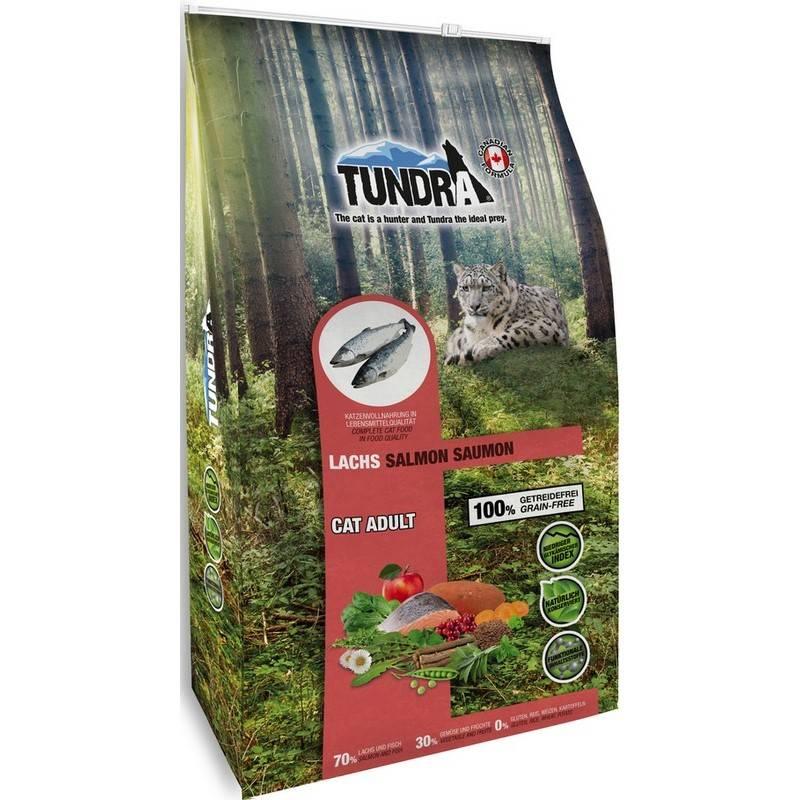 Granuly Tundra Cat Salmon 6,8 kg + Doprava zadarmo
