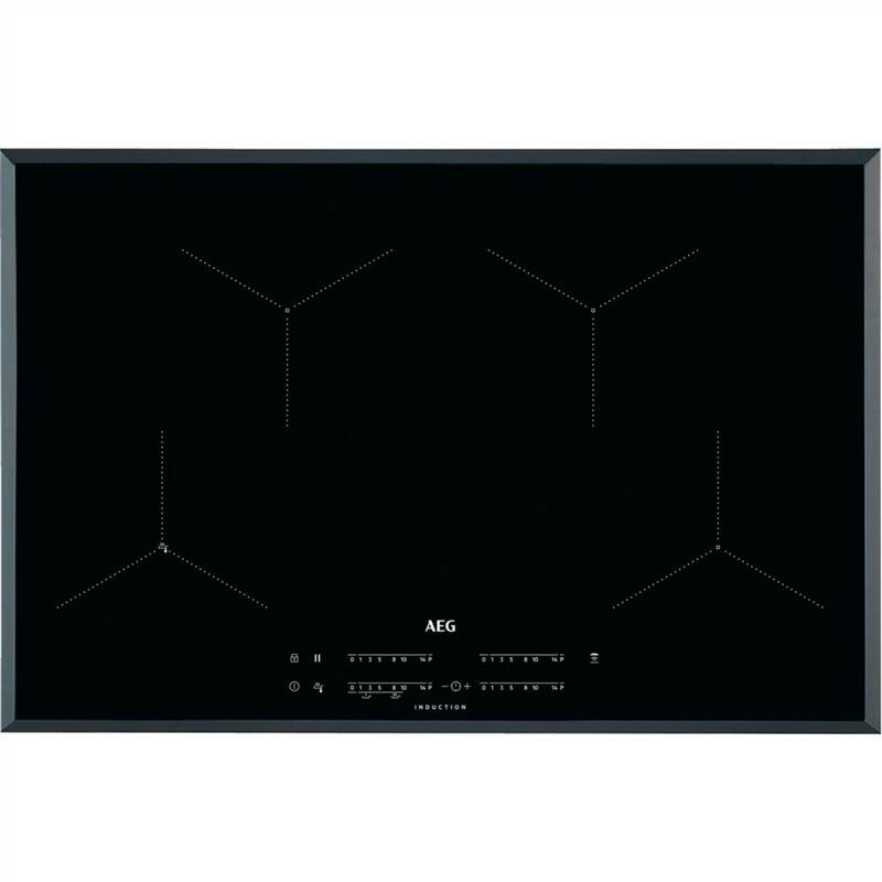 Indukční varná deska AEG IAE84431FB černá