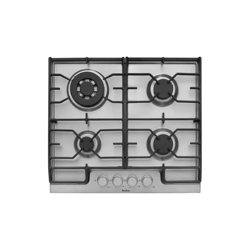 Plyta Gazowa Amica Pgz 6311 Inox Eukasa Pl