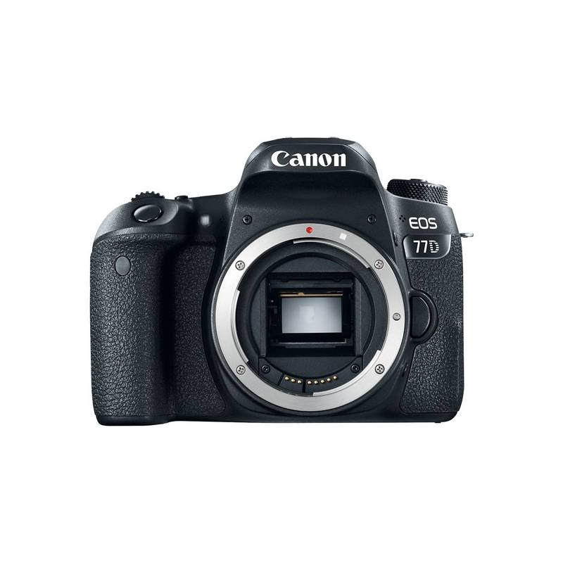 Digitálny fotoaparát Canon EOS 77D (1892C003AA) čierny + Doprava zadarmo