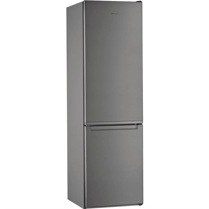 Kombinácia chladničky s mrazničkou Whirlpool W7 921I OX nerez + Doprava zadarmo