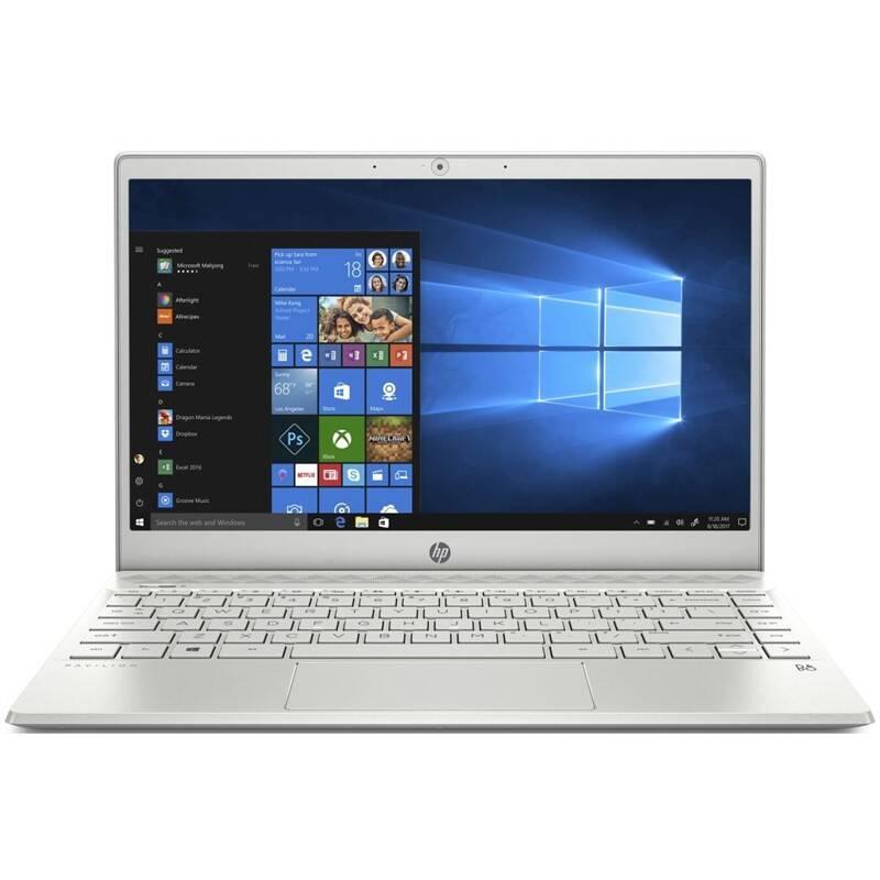 Notebook HP Pavilion 13-an0022nc (7PV96EA#BCM) strieborný