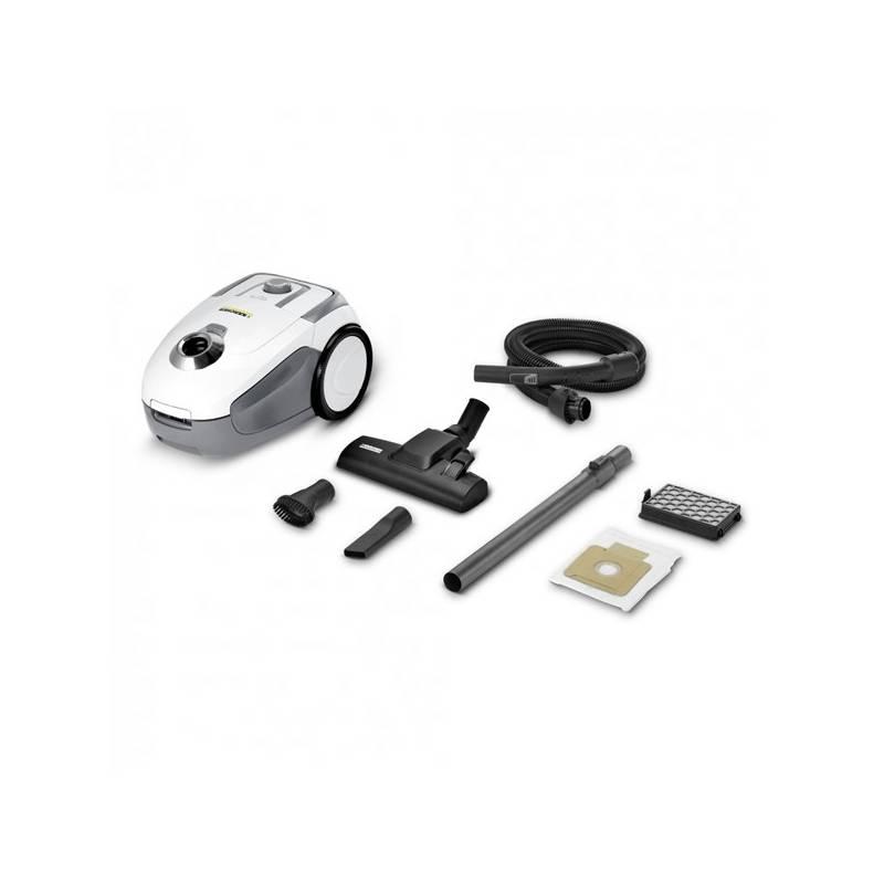 Vysávač podlahový Kärcher VC 2 Premium White