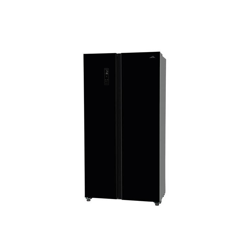 Kombinácia chladničky s mrazničkou ETA 138990020 čierna + Doprava zadarmo