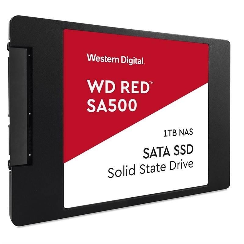 SSD Western Digital RED SA500 2,5'' 1TB (WDS100T1R0A)