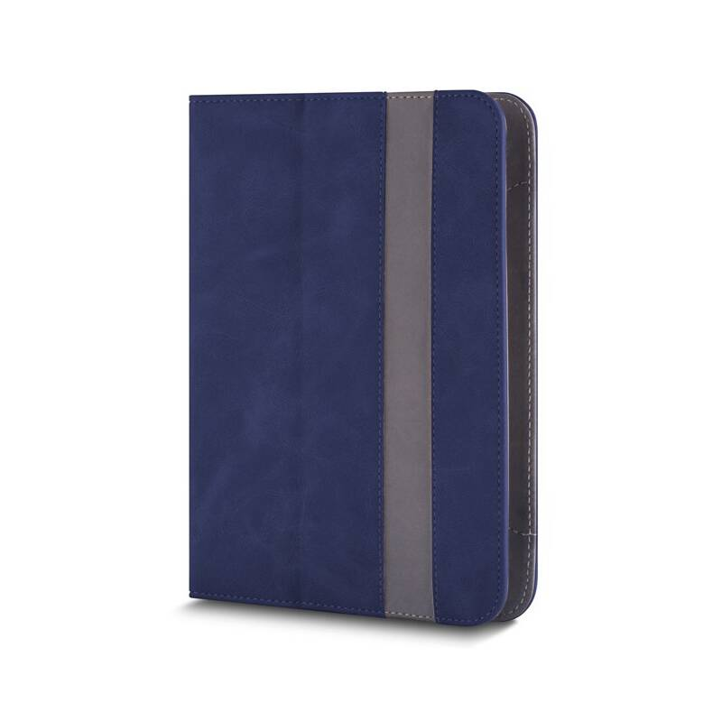 """Púzdro na tablet flipové GreenGo Fantasia na tablet 7-8"""" (GSM012860) modré"""