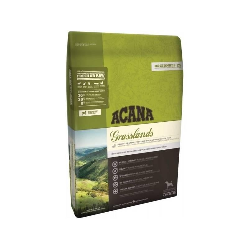 Granule Acana Dog Regionals Grasslands 11,4 kg Antiparazitní obojek Scalibor Protectorband pro psy - 48 cm
