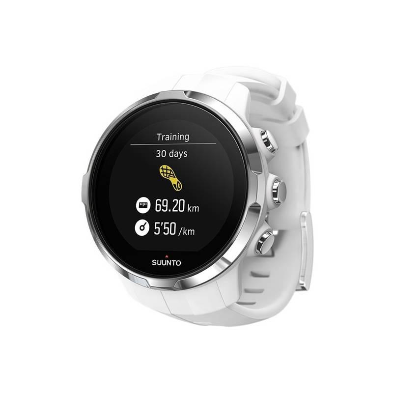 Inteligentné hodinky Suunto Spartan Sport White bez HR  53c83493c8