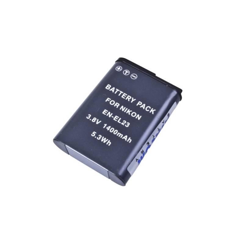 Akumulátor Avacom pro Nikon EN-EL23 Li-Ion 3.8V 1400mAh (DINI-EL23-383)