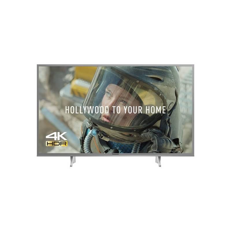 Televízor Panasonic TX-43FX613E strieborná + Doprava zadarmo