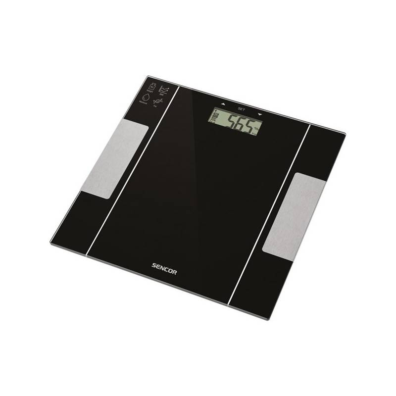 Osobná váha Sencor SBS 5050BK (SBS5050BK) čierna