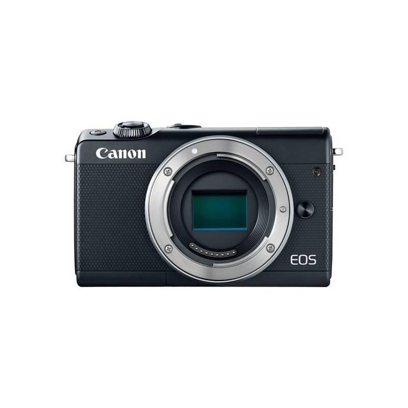 Digitálny fotoaparát Canon EOS M100, tělo čierny + Doprava zadarmo
