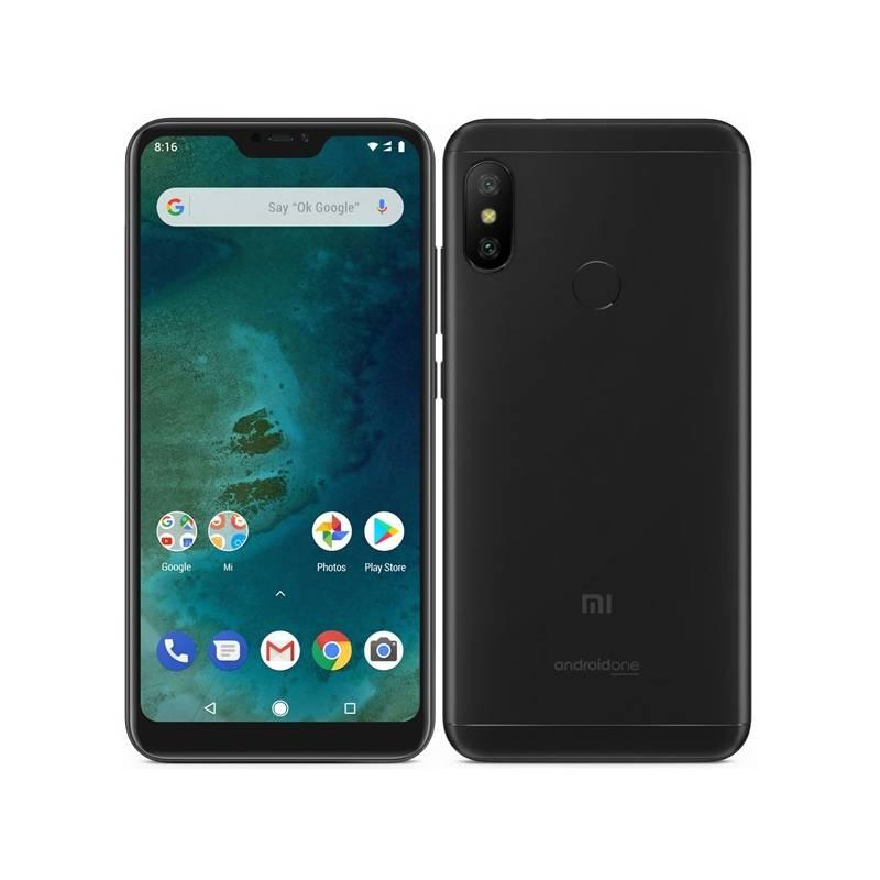 Mobilný telefón Xiaomi Mi A2 Lite 32 GB (19053) čierny + Doprava zadarmo
