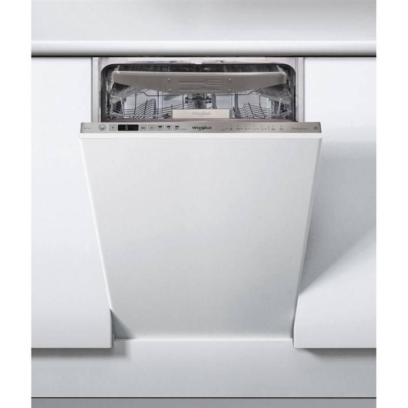 Umývačka riadu Whirlpool WSIO 3O34 PFE X + Doprava zadarmo