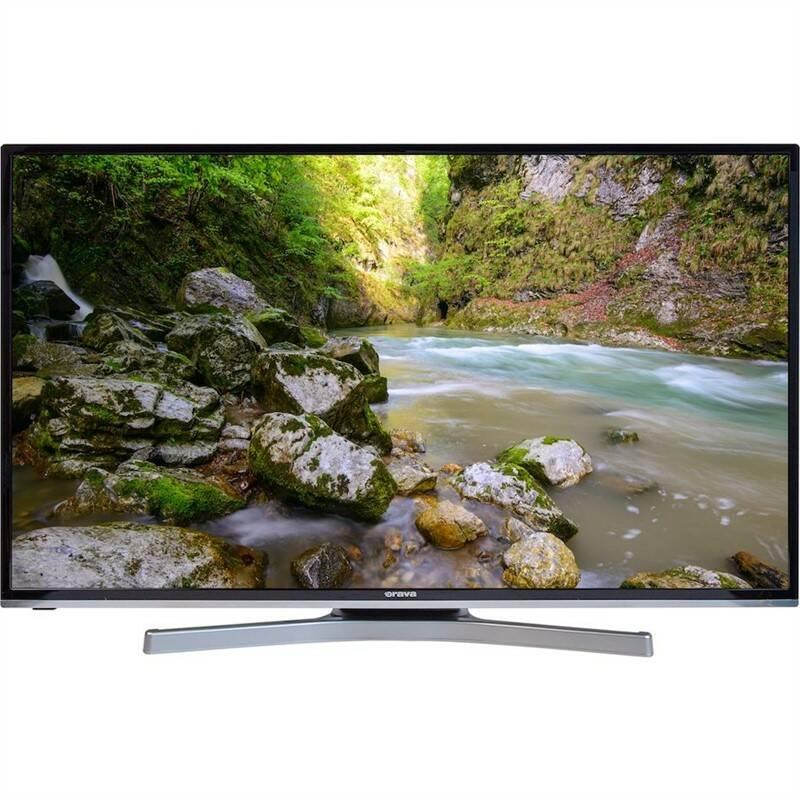 Televize Orava LT-1098 černá